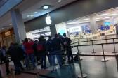 ouverture Apple store Vélizy 2