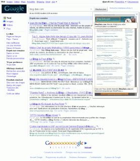 La loupe Google : prévisualisation instantanée des recherches
